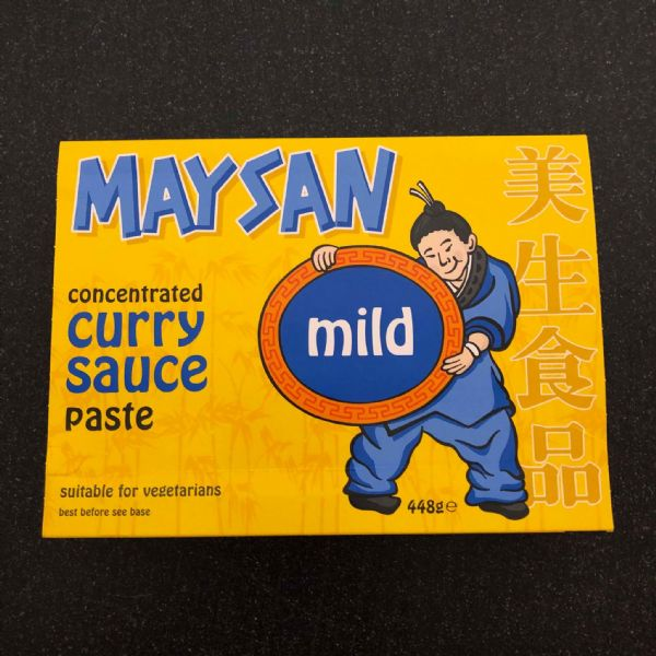Mild Maysan Curry Paste